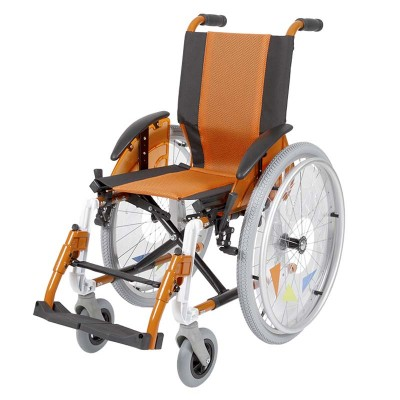Silla de ruedas forta line infantil comprar silla de Sillas de algarrobo precios
