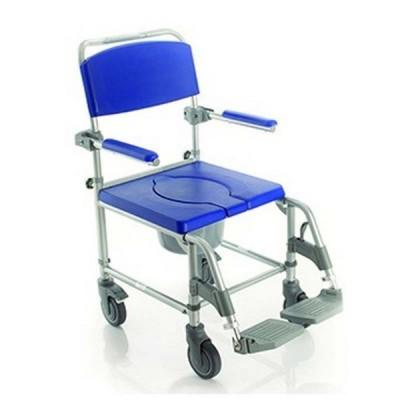 367 silla de ruedas para ducha y wc comprar silla de ruedas para ducha y wc barata venta - Silla de ruedas con inodoro ...