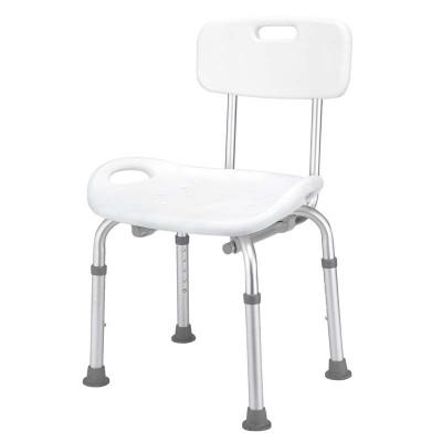 Silla de ducha con respaldo comprar silla de ducha Sillas de algarrobo precios
