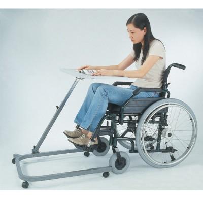 Mesa para silla de ruedas 84 90 comprar mesa para silla for Sillas para orinar ancianos