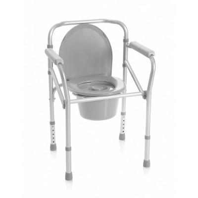 Nueva silla plegable para wc y ducha venta de asientos y for Sillas para ducha plegables