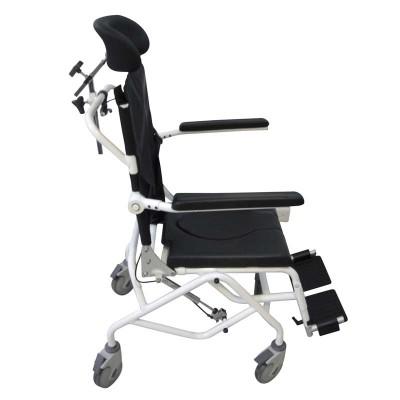 Silla para ducha con ruedas comprar silla de ducha for Precio sillas reclinables