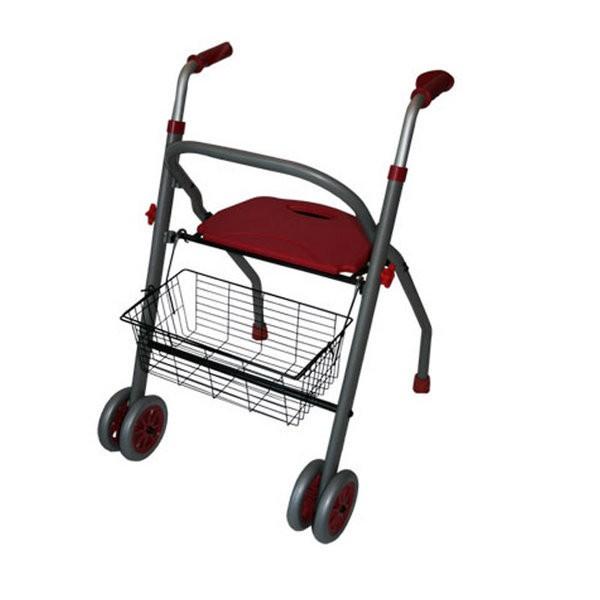 Caminador para ancianos ortopedia online comprar andador for Sillas para duchar ancianos