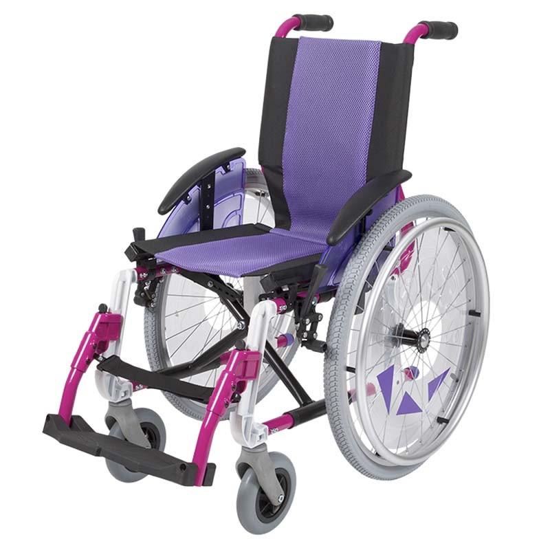 Silla de ruedas forta line infantil comprar silla de for Sillas de aluminio baratas