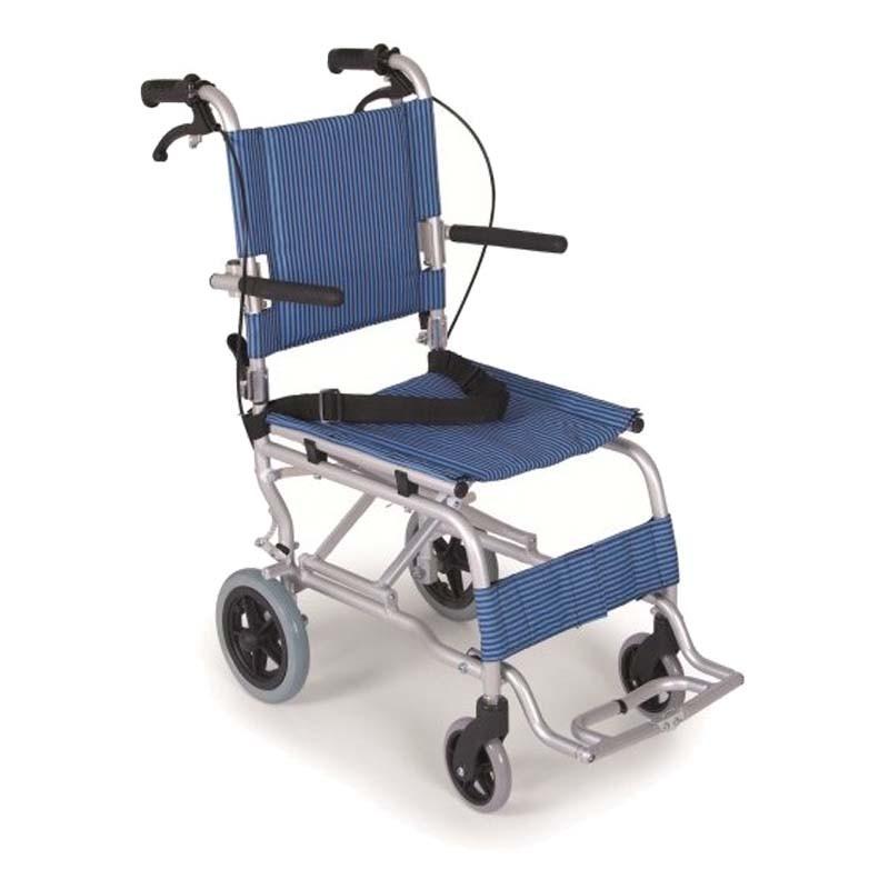 silla de ruedas traslado