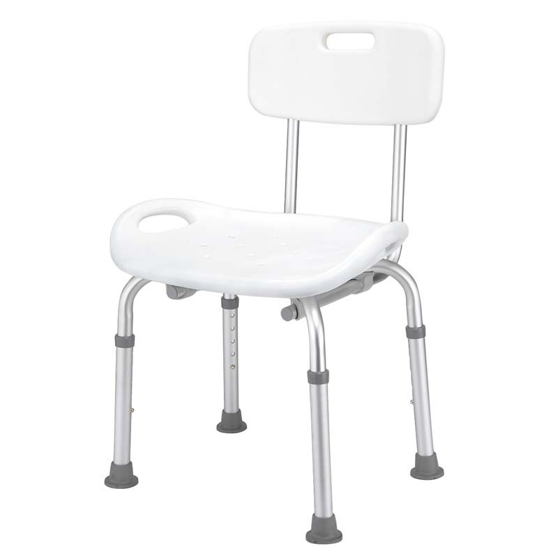 Silla de ducha con respaldo comprar silla de ducha for Sillas acolchadas precio