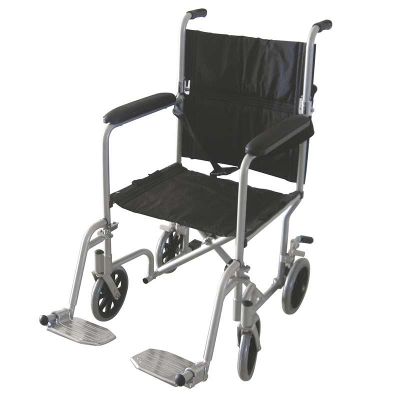 Silla de ruedas de traslado comprar silla de traslado o silla de transporte barata venta de - Compro silla de ruedas usada ...