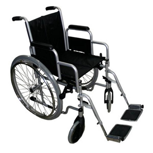 Silla de ruedas xl 359 90 comprar silla de ruedas barata for Sillas para duchar ancianos