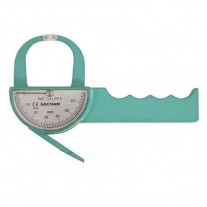 Plicómetro para Medir el Porcentaje de Grasa Corporal