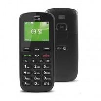 Teléfono Móvil Para Mayores DORO Phoneasy 508 Negro