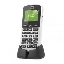 Teléfono Móvil Para Mayores DORO Phoneasy 508 Blanco