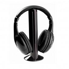 Auriculares Inalámbricos Hi-Fi 5 in 1 para Televisión con Micrófono