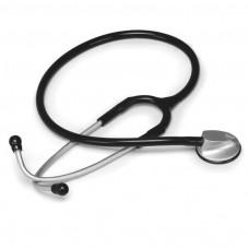 Fonendoscopio para Adulto de Zinc Anodizado Negro