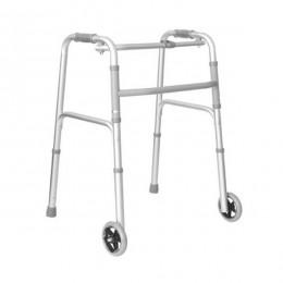 Andador de Ancianos WALK 03 Aluminio Plegable