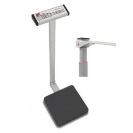 Báscula Electrónica Digital con Tallímetro e IMC