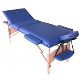 Camilla de masaje modelo CM1 plegable 3 cuerpos