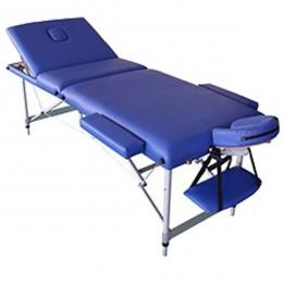 Camilla de masaje modelo CM2 plegable aluminio