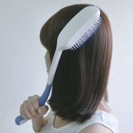 Cepillo Ergonómico Curvado para Movilidad Reducida