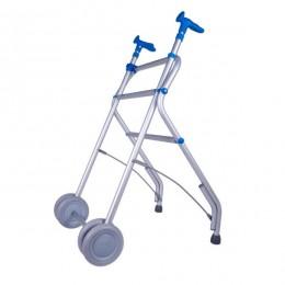 Andador para Ancianos FORTA AIR Plegable Aluminio