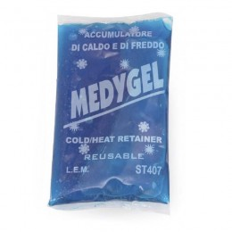Bolsa Gel Frío-Calor MEDY Pack 25 Uds 13,5 x 24cm