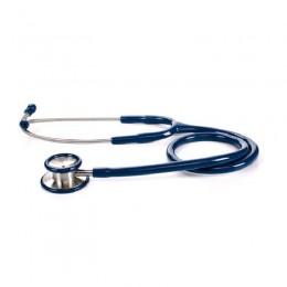 Fonendoscopio Pediátrico Doble Acero Inoxidable Azul