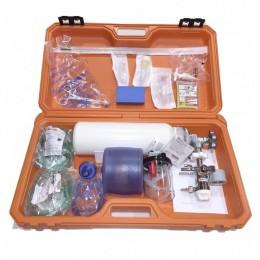 Maleta de Emergencia Médica Completa EMEC2