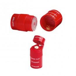 Triturador de Pastillas REDD Fácil Uso