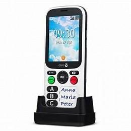 Doro Secure 780IUP - Teléfono Localización GPS 4G Detección Caídas