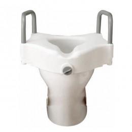 Elevador Inodoro LUXE con Brazos 12 cm