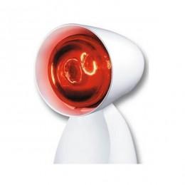 Lámpara de infrarrojos con bombilla incluida