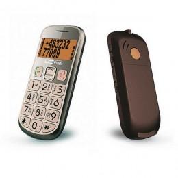 Móvil para Ancianos MM435 con Botón SOS
