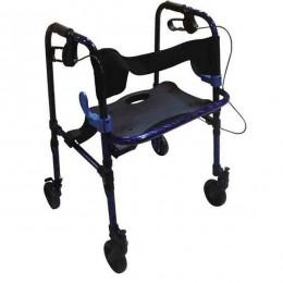 Andador de Ancianos WALK 11 Plegable con Asiento