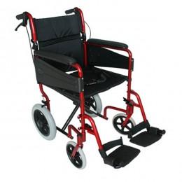 Silla de ruedas EASY X13 123 de Aluminio Plegable