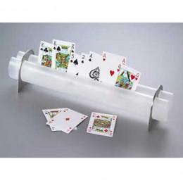 Soporte para baraja de cartas
