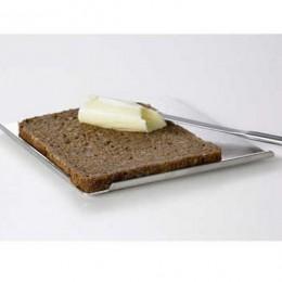 Soporte para tostadas o sandwich una sola mano