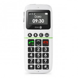 Teléfono Móvil para Mayores DORO338GSM Blanco