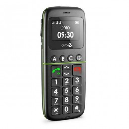 Teléfono para Mayores Móvil DORO338GSM Negro