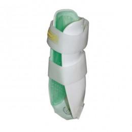Tobillera termoplastica con camara de aire y gel