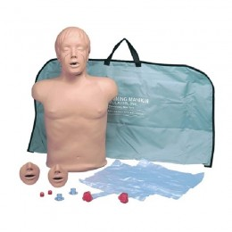 Torso Simulador RCP para Prácticas de Recuperación Cardiopulmonar
