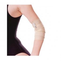Venda elástica para el codo con velcro ajustable