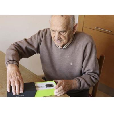 Reloj Localizador GPS Alzheimer para Mayores, Ancianos y Niños NEKI