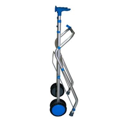 Andador de Ancianos WALK 06 Plegable Aluminio