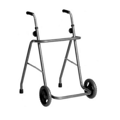 Andador de Ancianos WALK 04 Aluminio Plegable