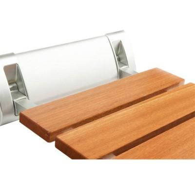 Asiento de ducha comprar asiento de ducha innova en madera - Duchas con asiento ...