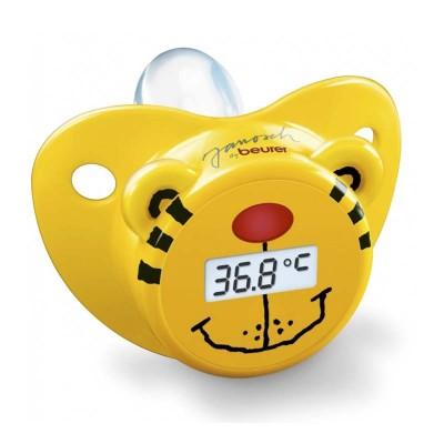 Chupete Termómetro Digital, Temperatura Bucal