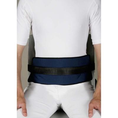 Cinturón Abdominal Acolchado para Silla de Ruedas