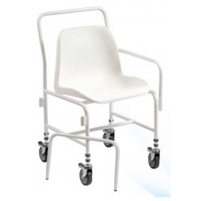 Silla de ducha 142 comprar silla para ducha barata for Sillas para ducha plegables