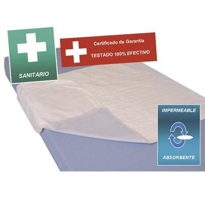 Empapador Reutilizable de 5 Capas en PVC Absorbente