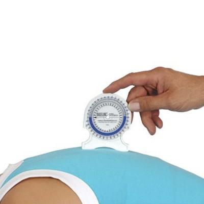 Inclinómetro de Burbuja Para Determinar la Curvatura