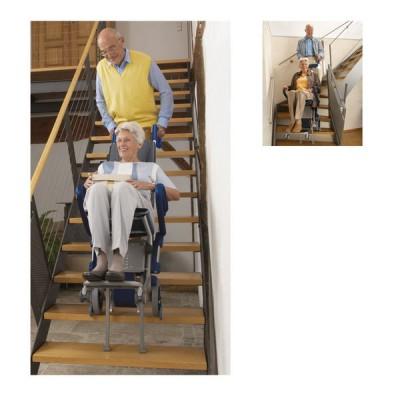 Salva escaleras comprar salvaescaleras barato for Sillas para subir y bajar escaleras